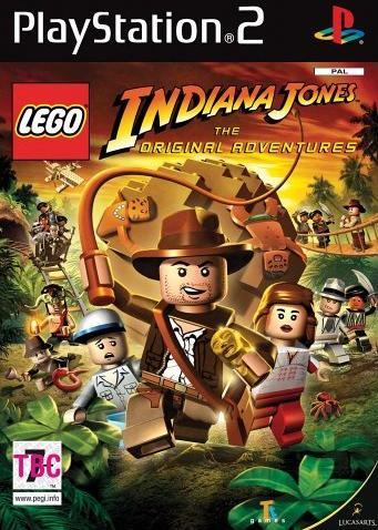 Descargar Lego Indiana Jones [MULTI5] por Torrent